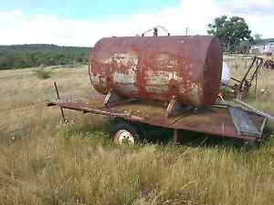Mobile water tank Bundarra Uralla Area Preview