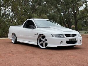 2004 VZ SS UTE   SUPERCHARGED MAGNUSON 2300   TH400
