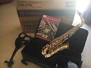 Yamaha Alto Saxophone YAS-275E Wamuran Caboolture Area Preview