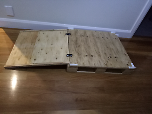 Wooden pallet Hunters Hill Hunters Hill Area Preview