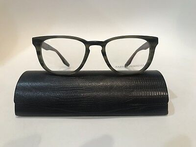 Barton Perreira Eyeglasses Samuel MLT 50-20 Made In Japan Free Shipping (Eyeglasses Made In Japan)