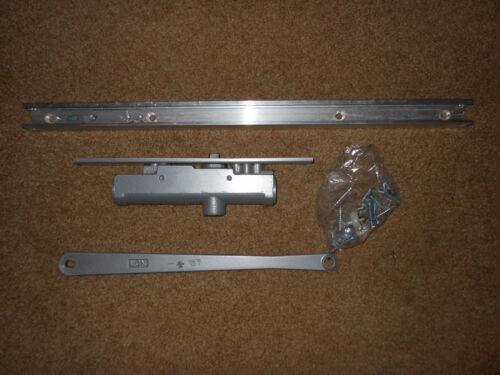 LCN 3133 RH DOOR CLOSER ALUMINUM HO TRACK STD ARM