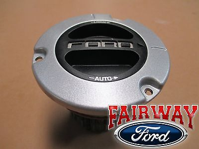 Auto Hub - 11 thru 15 Super Duty F-250 F-350 F-450 F-550 OEM Ford AUTO Locking Front Hub