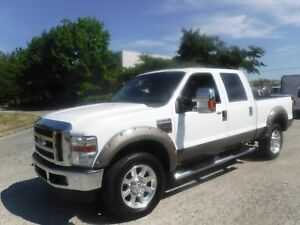 2008 Ford F-350 SD FX4 Crew Cab Short Bed Diesel