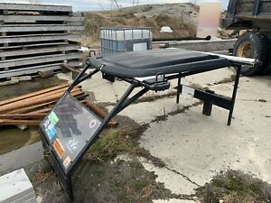 Home made roof for side by side atv