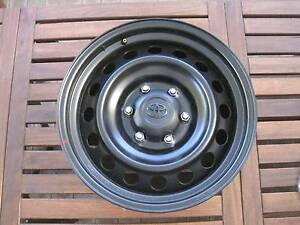 Genuine Toyota Hilux Rims in Excellent Condition Wanneroo Wanneroo Area Preview