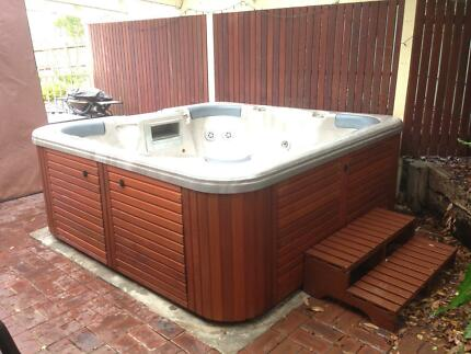 Outdoor Spa Mount Evelyn Yarra Ranges Preview