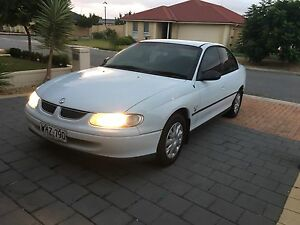 Automatic 1999 holden VT commodore series 2 duel fuel fresh rego$2600 Seaford Meadows Morphett Vale Area Preview