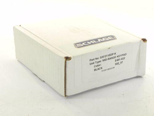 Schlage SXF2110-DP-KMid-Range Keypad NEW