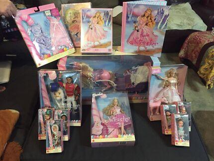 Barbie Nutcracker FULL collection