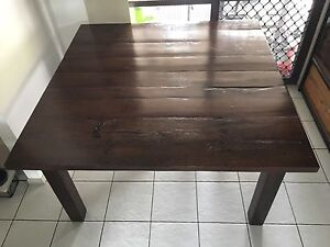 8 seater dining table and chairs Capalaba Brisbane South East Preview