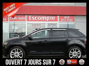 2010 Ford Edge Sport 4 portes Traction intégrale