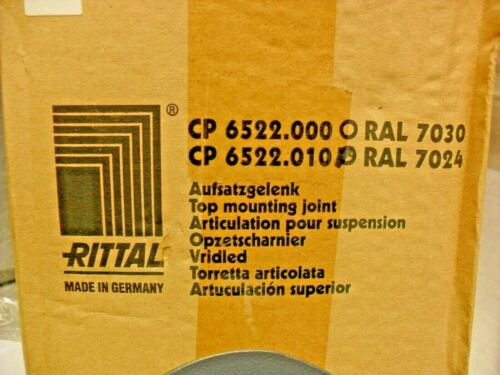 Rittal CP-L 6522010 Top Mount Hinge 6522.010 New in Box