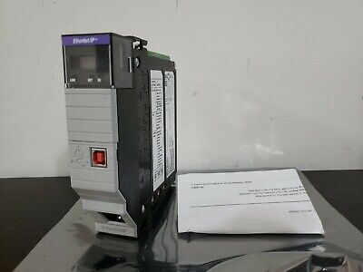 Allen Bradley 1756-en2t Ser D Fw 11.002 New No Box Mfg 2020