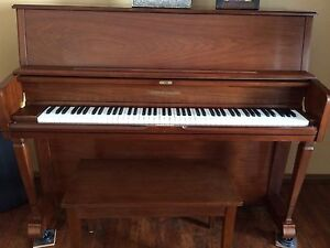 Kohler Campbell 47 inch Upright Piano