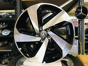 Volkswagen Golf VI VII 5G0601025CN 18 Inch Milton Keynes Rims for sale Wangara Wanneroo Area Preview