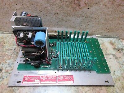 Industrial Indexing Systems Power Board Msc-800 Sfo 8001ri -one Htaa 16 W