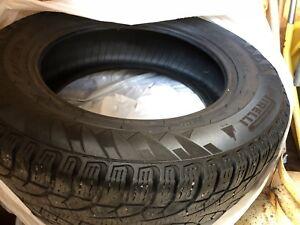 4 Pirelli winter carving tires 195 65 15