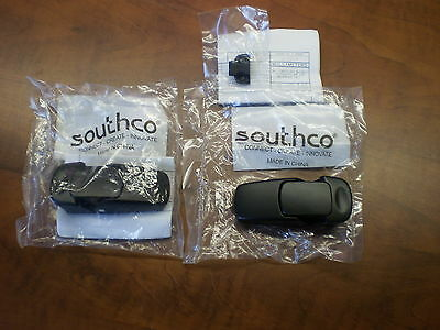 LOT OF 2  Sm Size SOUTHCO Draw Latch Black 4RRN3  Great for