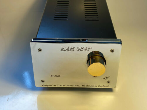 EAR 834P Deluxe Phono Preamlifier MM/MC Yoshino