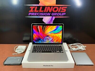 ☯ Apple MacBook MAX Pro 13 RETINA 2.6ghz ☯ 8GB RAM 1TB SSD i5 TURBO ☯ WARRANTY ☯