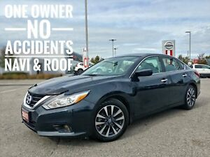 2017 Nissan Altima 2.5 SV Navi Sunroof Heated Seats  FREE Del...