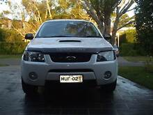 2006 Ford Territory Wagon Terrey Hills Warringah Area Preview