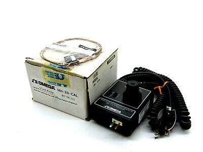 New Omega Hh-20-cal Calibrator Thermometer Hh20cal