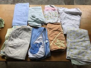 Baby blankets and towels pet free scent free home