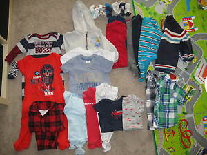 Baby Boy Clothing (all 6-12 month size)