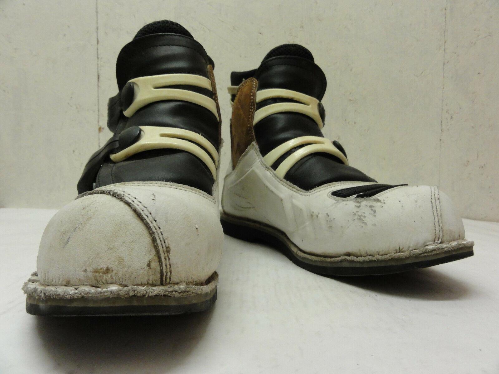 Motocross botten laarzen boots ICON nike gay biker alpinestars 12