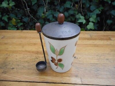 SHREVE CRUMP & LOW COFFEE HOLDER MID CENTURY YEOMAN PLATE LANCASTER STANDLAND