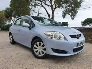 2007 Toyota Corolla. AUTOMATIC. VERY LOW KILOMETERS ! 1 YEAR WARRANTY Clayton South Kingston Area Preview