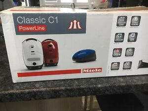 New Miele Classic C1 powerline vacuum canister