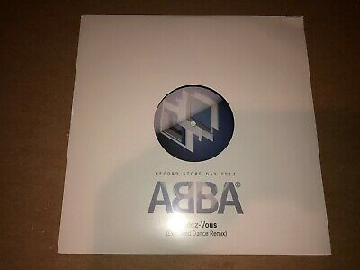 ABBA Voulez-Vous Record Store Day RSD Rare Limited Edition Color Vinyl Record