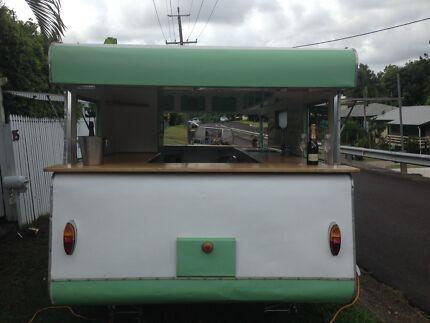 Vintage caravan/bar/coffee Nambour Maroochydore Area Preview