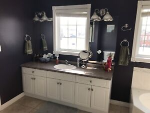 Counter Top and Vanity