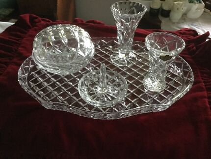 crystal dressing table bowl in Brisbane Region, QLD | Gumtree ...