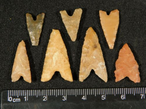 Ancient North African Tidikelt Arrowhead LOT 8.08