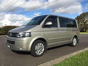2014 Volkswagen Multivan TDI400 4-Motion Powered Sliding Doors Glen Waverley Monash Area Preview