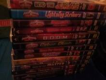 15 Power Rangers DVDs Kingsford Eastern Suburbs Preview