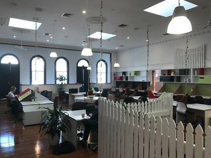 Co - Working Space! No lock in contracts!