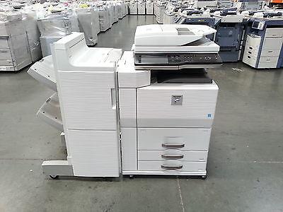 Sharp Mx-m753n Copier-very Clean Super Low Meter