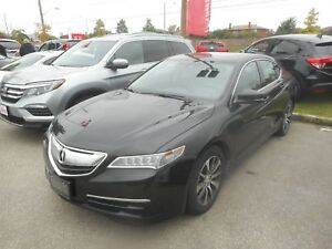 2015 Acura TLX | Leather, Backup Cam, Sunroof!