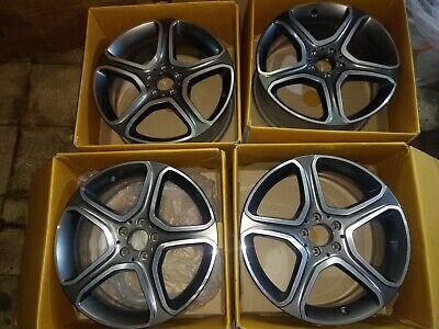 4x Alufelgen für Mercedes-Benz GLK X204 7,5 8,5x19 ET47 ET52 A2044012900