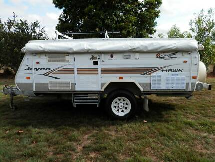 Jayco Hawk Special Edition  Outback Mareeba Tablelands Preview