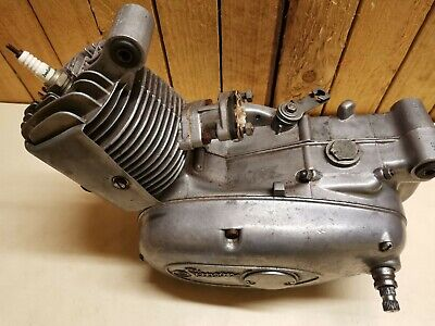 vintage DDR scooter moped Simson Schwalbe KR 51/1 engine motor untested