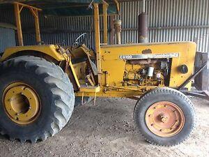Tractor C6100 chamberlain in gc Mirani Mackay Surrounds Preview