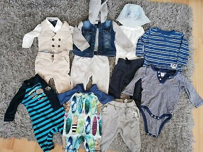 Baby boys clothes 6-9 months bundle