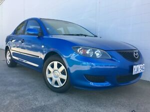 MAZDA 3 with only 122477 kms